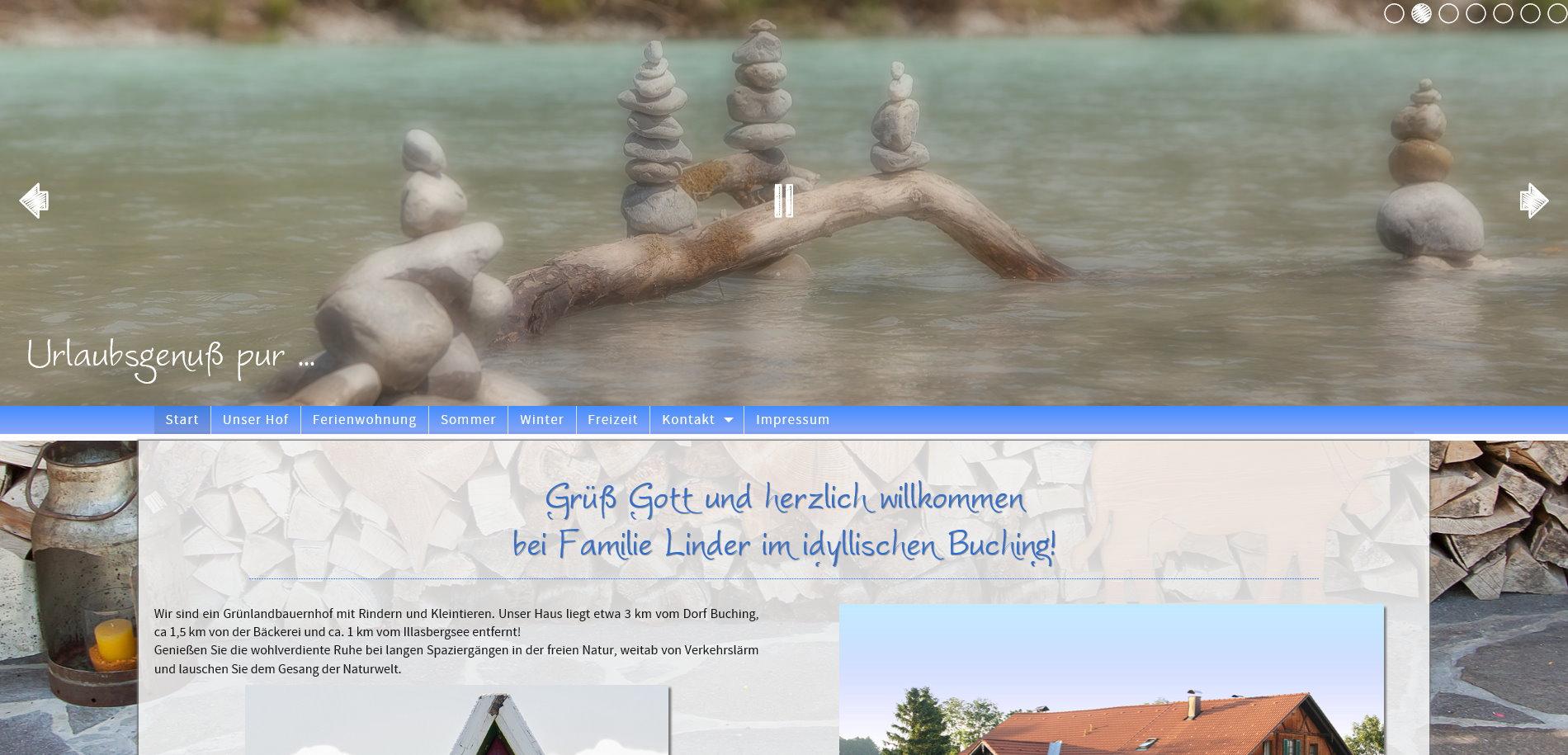 Bauernhof Linder, Buching