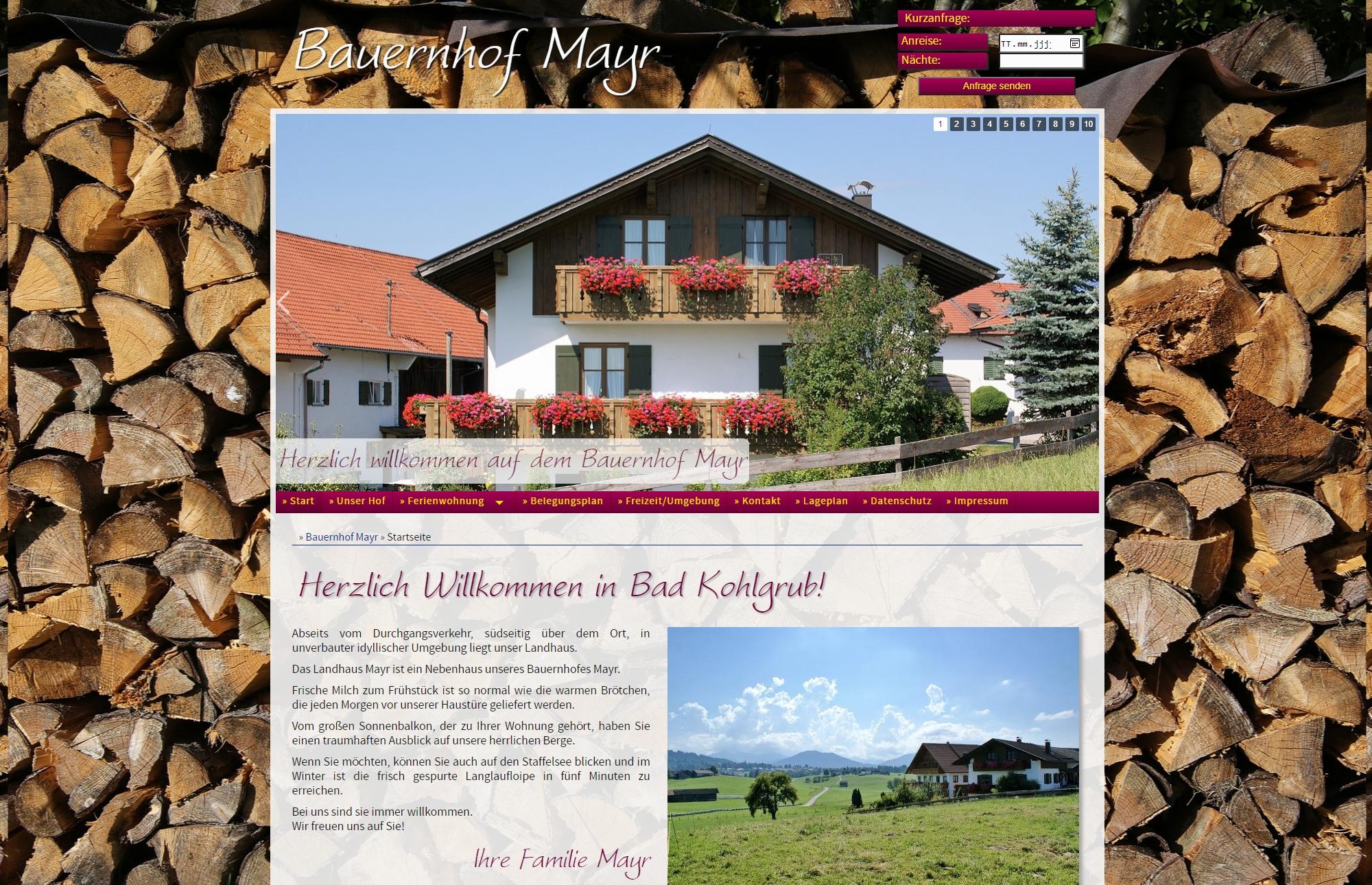 Bauernhof Mayr