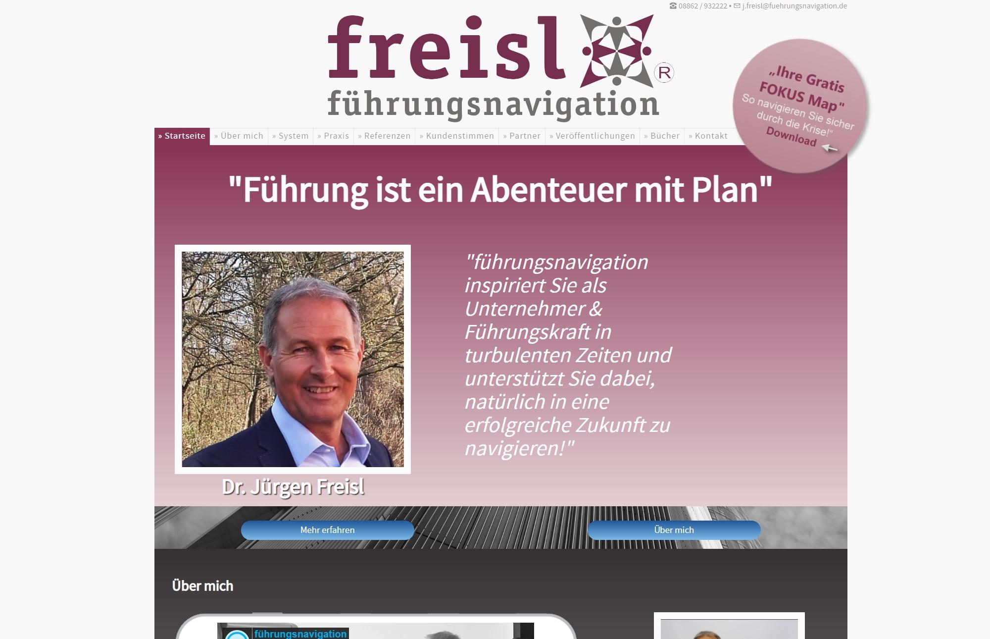 Führungsnavigation, Steingaden