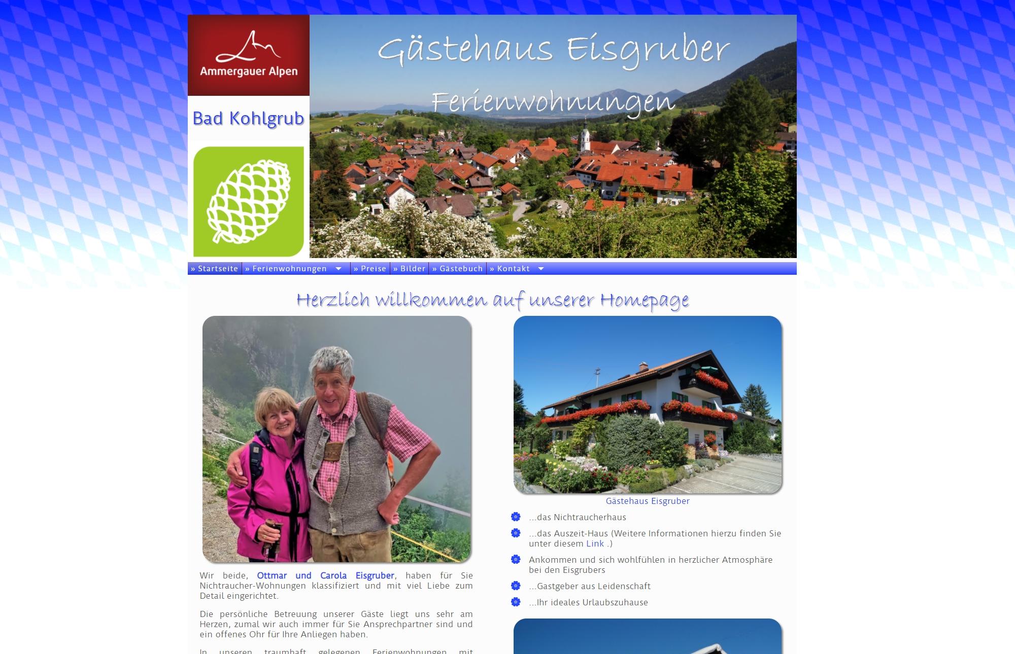 Gästehaus Eisgruber, Bad Kohlgrub
