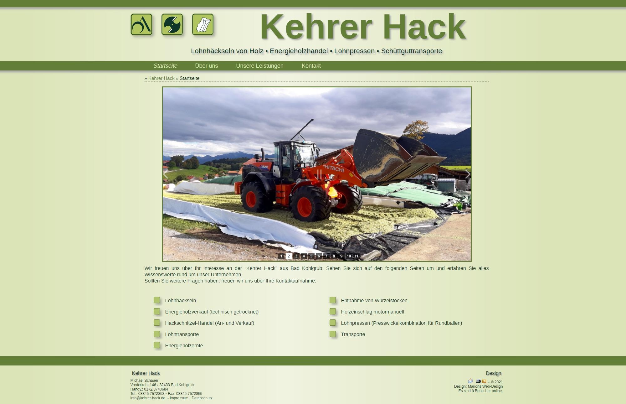 Kehrer Hack