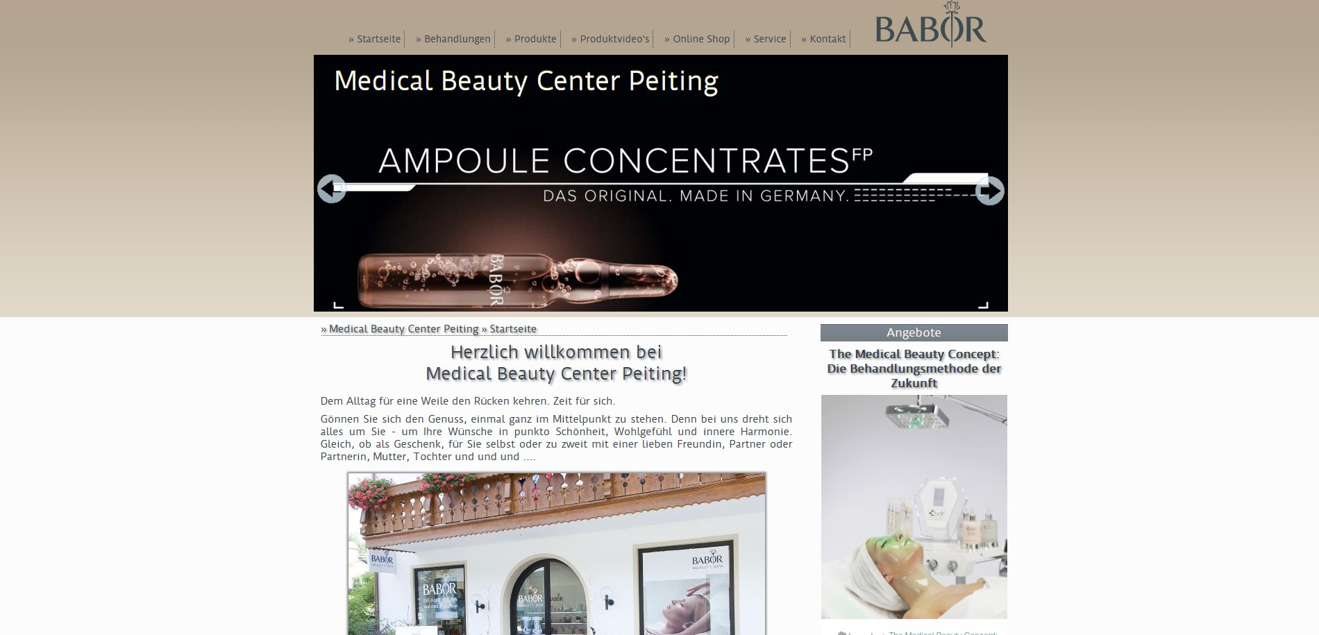 Medical Beauty Center Peiting