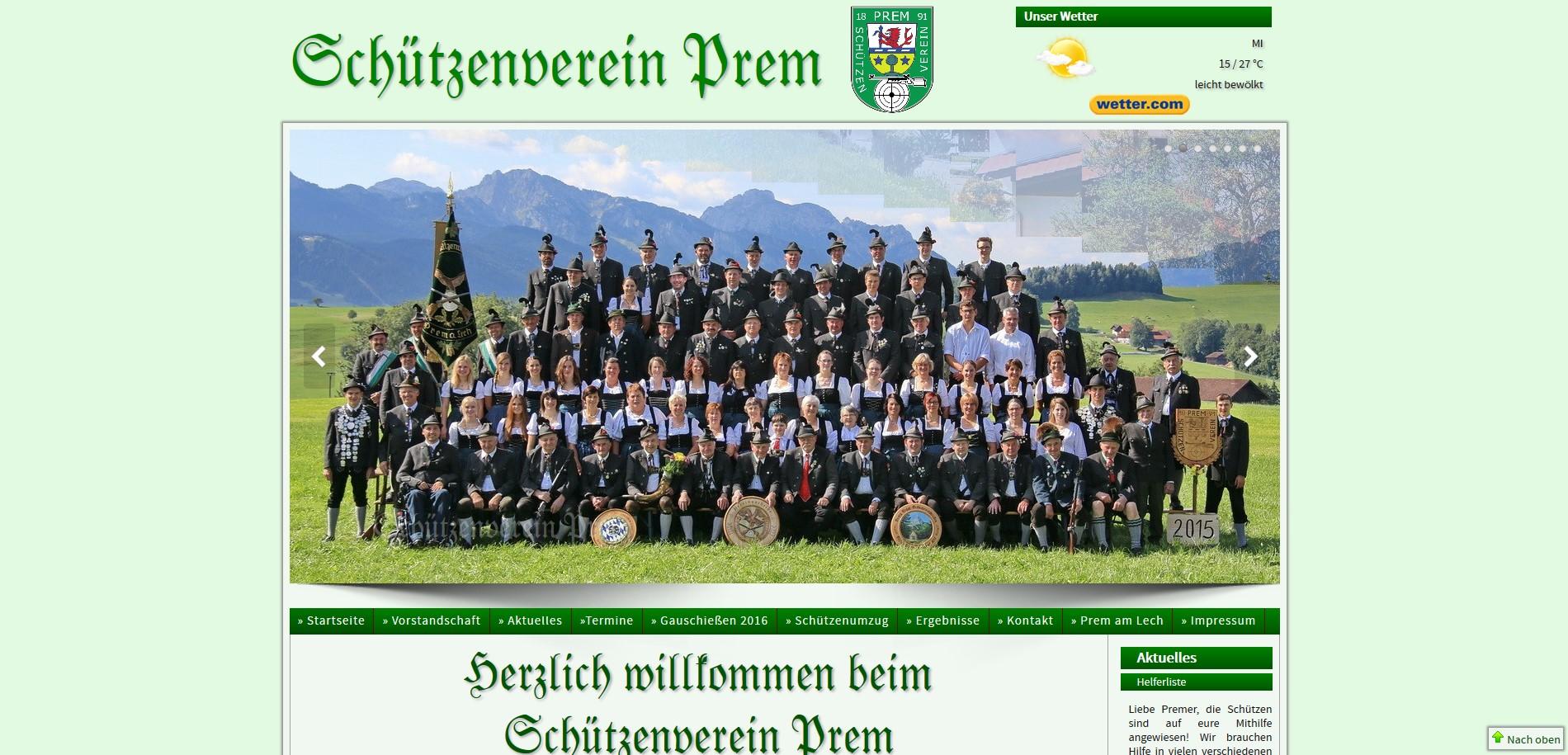 Schüstzenverein Prem