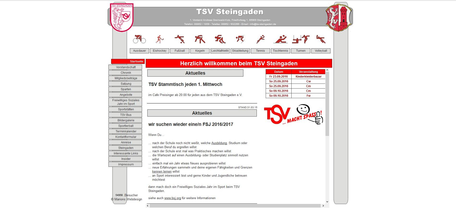 TSV Steingaden