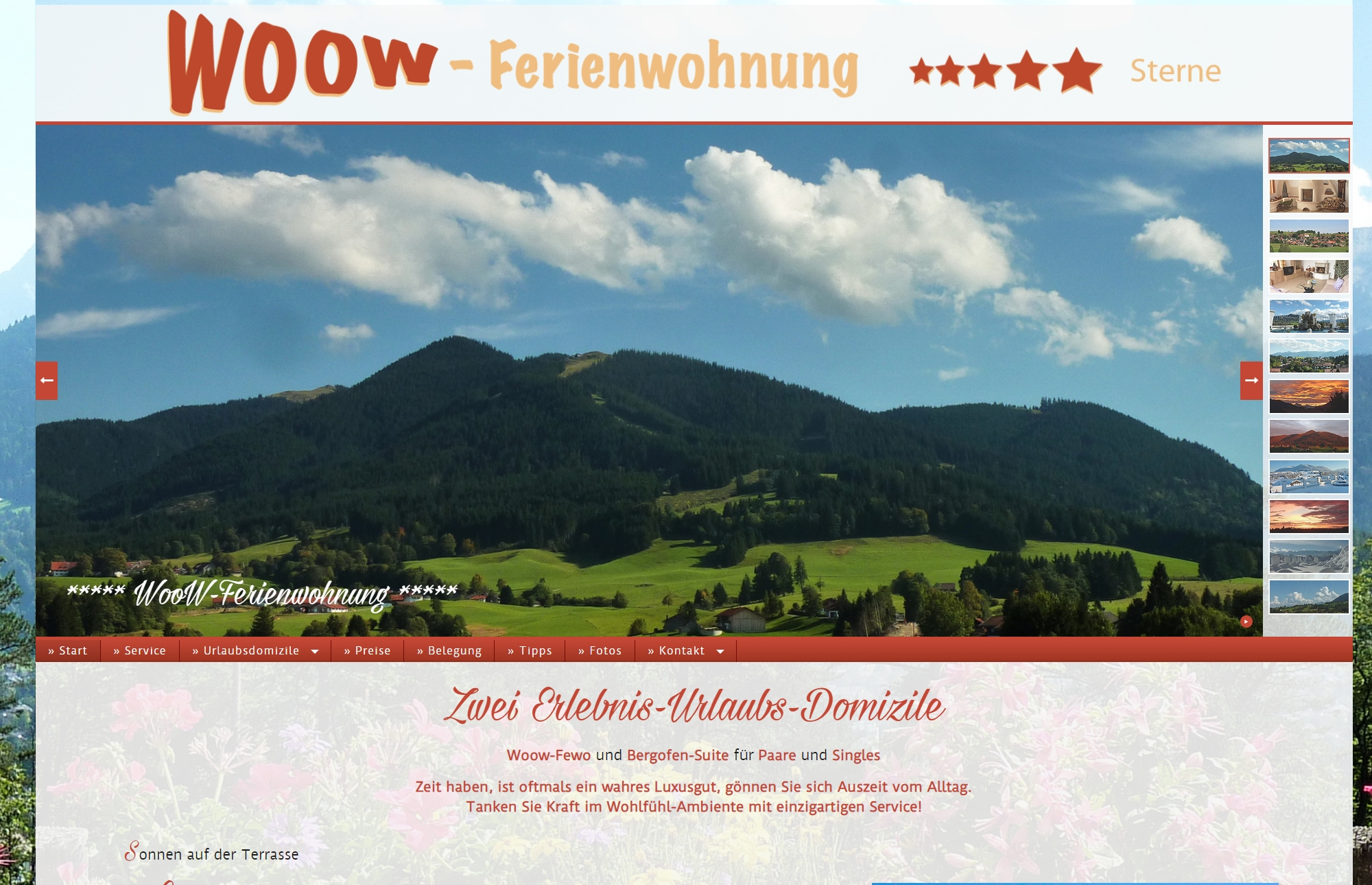 WooW-Ferienwohnung, Saulgrub